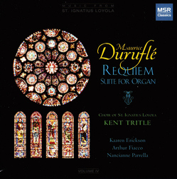 DURUFLE: REQUIEM, SUITE OP.5