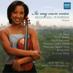 IN MY OWN VOICE: VIOLIN RECITAL
