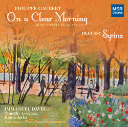 PHILIPPE GAUBERT: ON A CLEAR MORNING