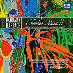HARBACH VOL.4: CHAMBER MUSIC II