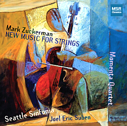 ZUCKERMAN: MUSIC FOR STRINGS