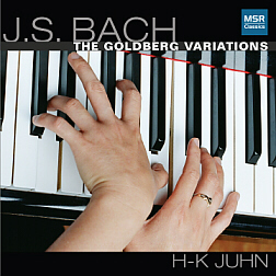 J.S. BACH: GOLDBERG VARIATIONS, BWV 988