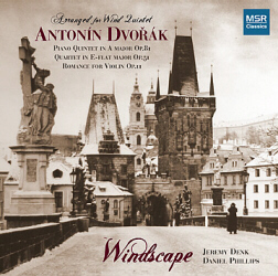DVORAK ARRANGED FOR WINDS