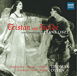 TRISTAN UND ISOLDE: Liszt Piano Transcriptions