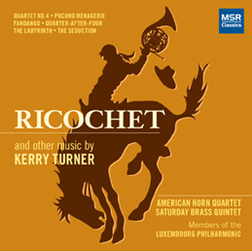 KERRY TURNER: RICOCHET