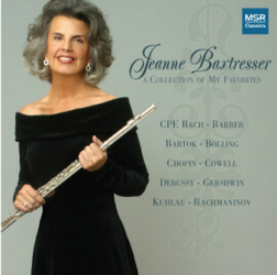 JEANNE BAXTRESSER FAVORITES