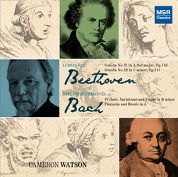 CPE BACH & BEETHOVEN