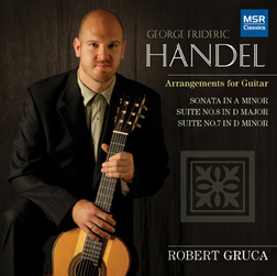 HANDEL GUITAR ARRANGEMENTS