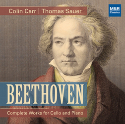 BEETHOVEN: CELLO & PIANO