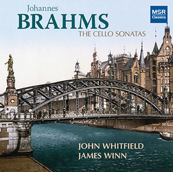 BRAHMS: THE CELLO SONATAS