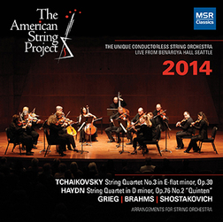 THE AMERICAN STRING PROJECT 2014