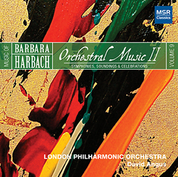 HARBACH VOL.9: ORCHESTRAL MUSIC II