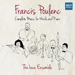 POULENC: MUSIC FOR WINDS