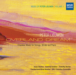 MUSIC OF PETER LIEUWEN, VOL.1