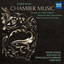 JAMES WINN: CHAMBER MUSIC