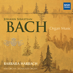 J.S. BACH: ORGAN MUSIC