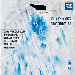 CME PRESENTS PIANO CELEBRATION