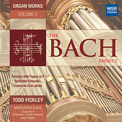 THE BACH PROJECT - VOL.2