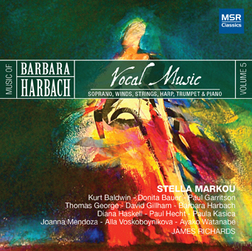 HARBACH VOL.5: VOCAL MUSIC