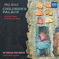 PAUL REALE: CHILDREN'S PALACE
