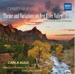 THEME AND VARIATIONS ON RED RIVER VALLEY