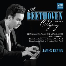 A BEETHOVEN ODYSSEY - VOL.1