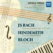 BACH, HINDEMITH & BLOCH
